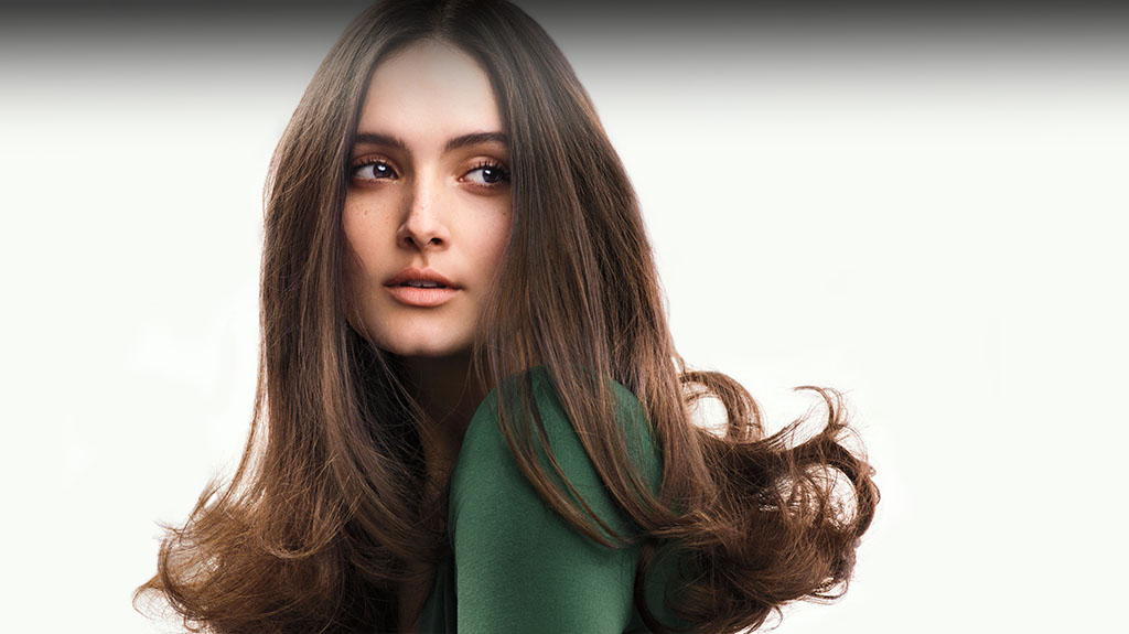 WE ARE: NATURAL. SUSTAINABLE. AVEDA.